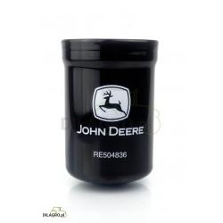 Filtr oleju silnika John Deere RE504836 - P550779, LF16243, SO10044, RE504836, RE541420, W1022, 6005028743