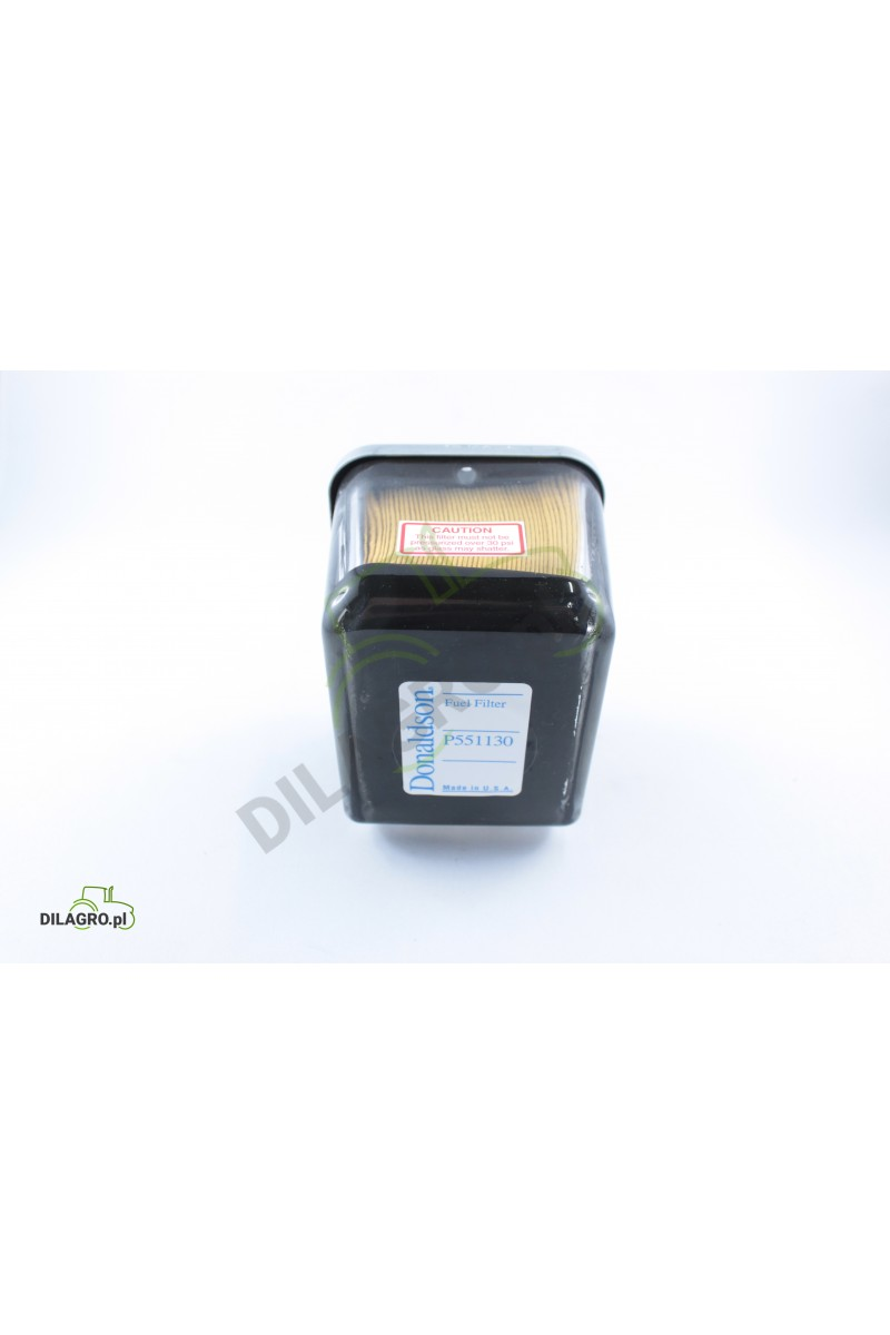 Filtr Paliwa Szklany Donaldson P551130  AR50041  1959802C1 - 1