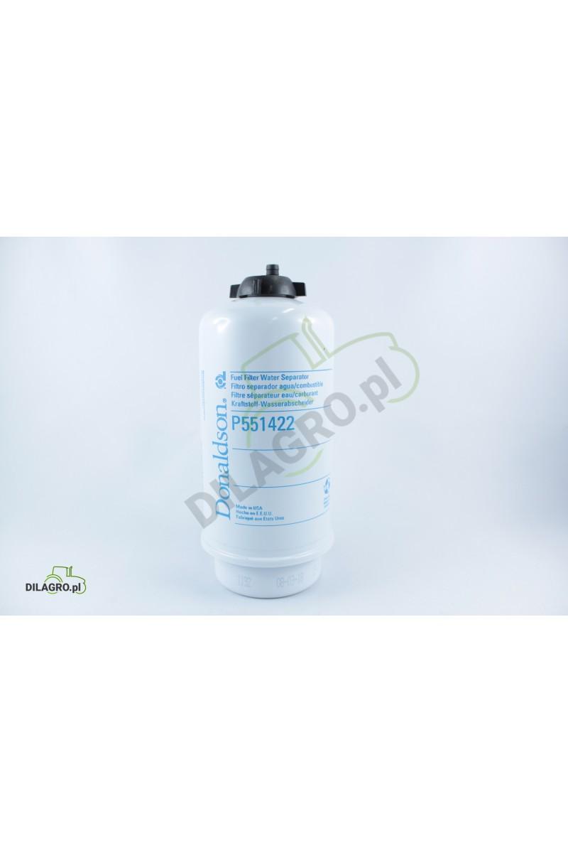 Filtr Paliwa Donaldson P551422  RE509032  RE541925  RE522878
